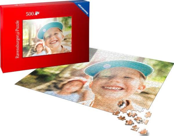 Ravensburger Fotopuzzle (500 Teile)