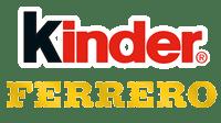 Logo von Kinder und Ferrero